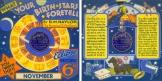 Les recto et verso d'une pochette de disque.