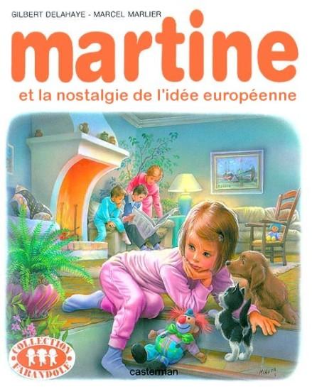 30 nostalgie de l'idée européenne
