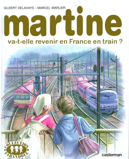 90 va-t-elle revenir en France en train