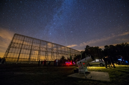 Radiotelescope Nançay