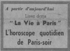 Paris soir 18 avril 1935 1ere page