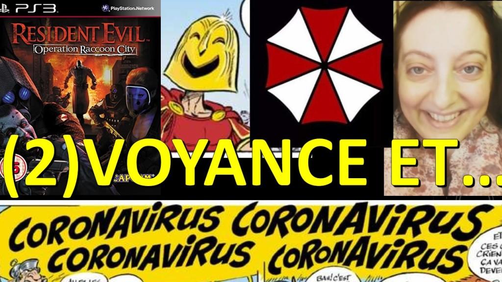 (vidéo 2) Ces voyants qui ont prédit le coronavirus ! (sources)